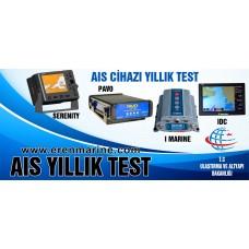 AIS Yıllık Test Uygunluk Raporu