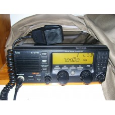 ICOM IC M-710 MF/HF Deniz Telsizi İkinciel