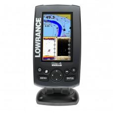 Lowrance Elite-4 CHIRP Fishfinder / Chartplotter